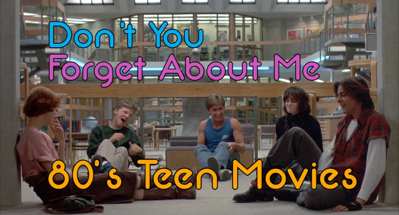 80's Teen Movies Tribute