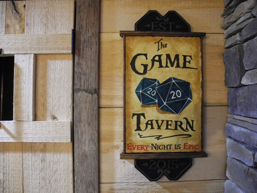 The Game Tavern, il paradiso dei giocatori di ruolo