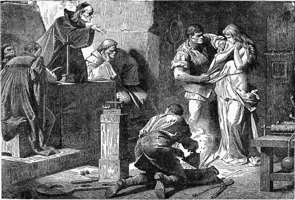 """Risultato immagini per santa inquisizione"""""""