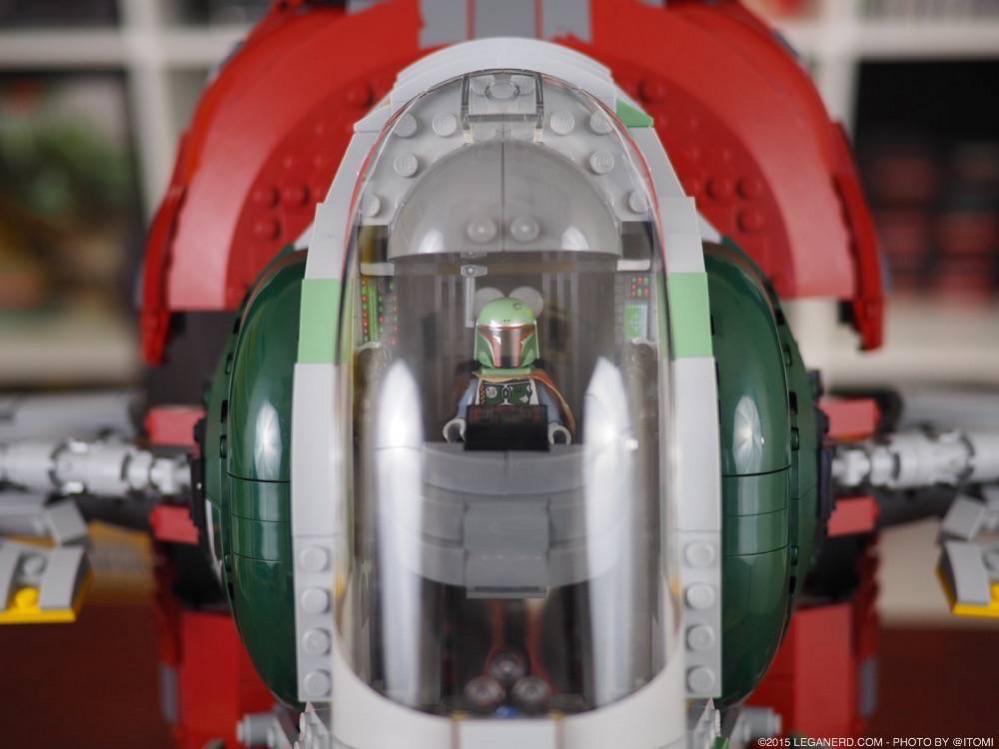 Lego Slave 1 UCS - 34