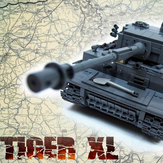 LEGO Tiger XL Motorizzato