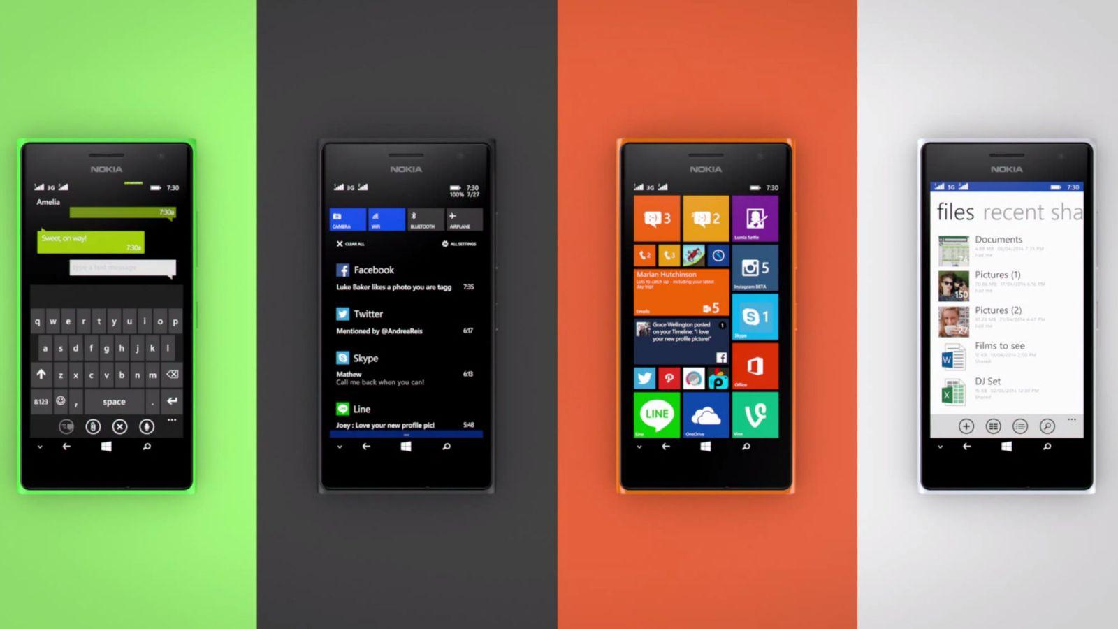 Microsoft Lumia 730 & Microsoft Cloud