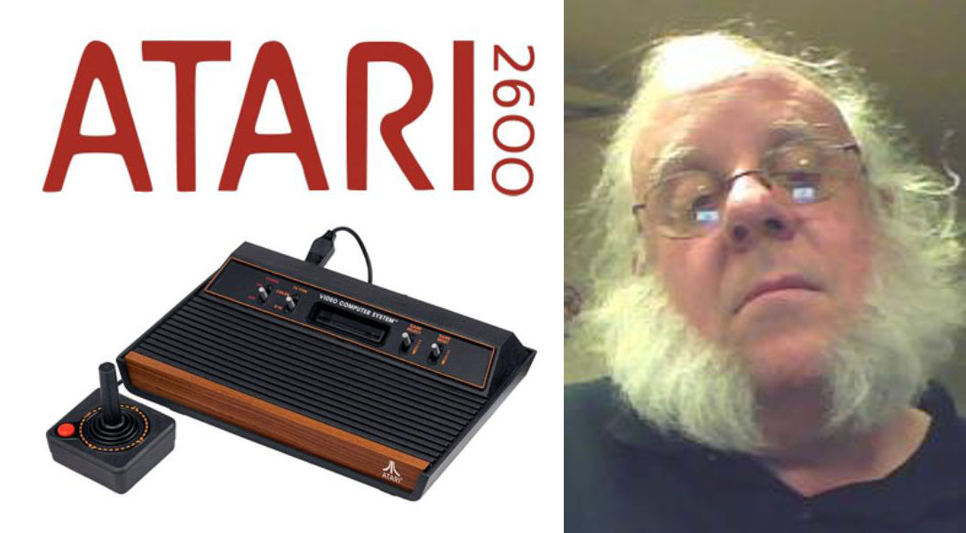 Addio Steve Bristow, progettista di Atari 2600