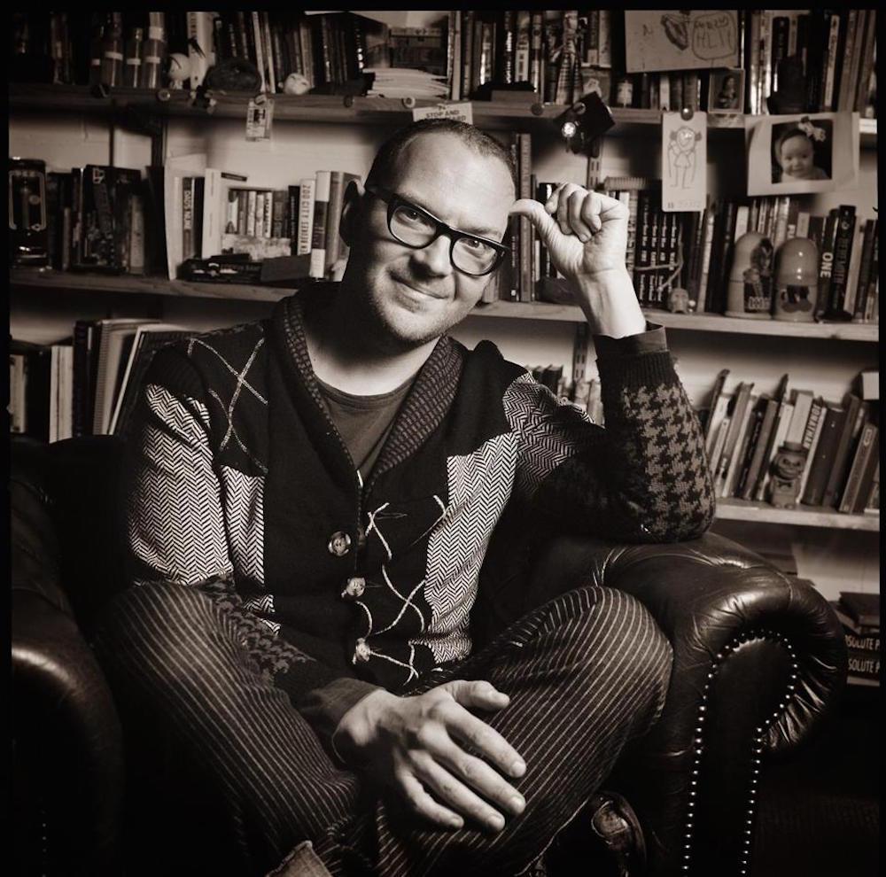 Cory Doctorow al 28° Salone del Libro di Torino presenta Little Brother