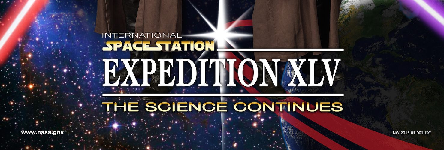 Expedition XLV: The Science Continues