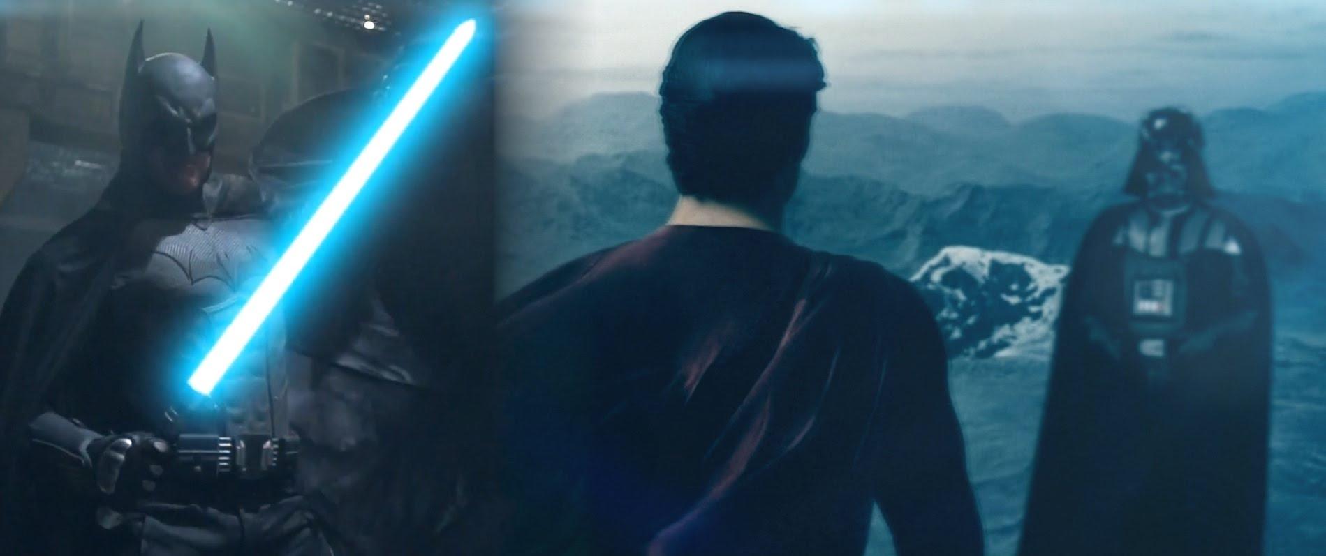Star Wars vs DC Marvel