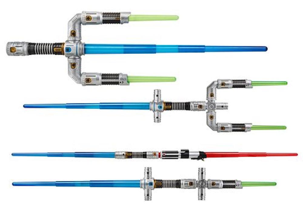 Star Wars Bladebuilders by Hasbro