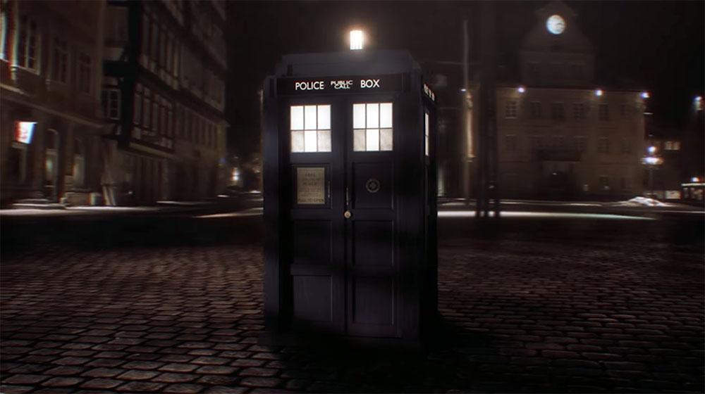 Una nuova dematerializzazione per il TARDIS