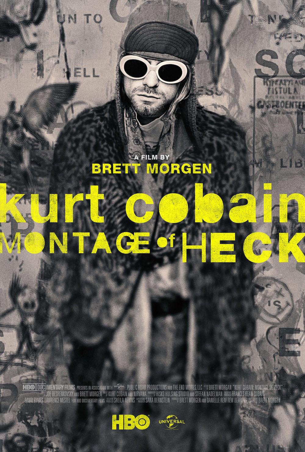 Cobain, Montage of Heck - Trailer Sottotitolato