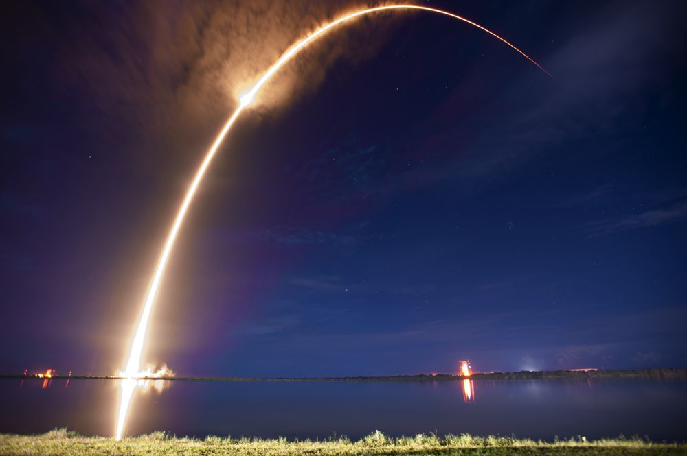 SpaceX rilascia le sue foto in Creative Commons