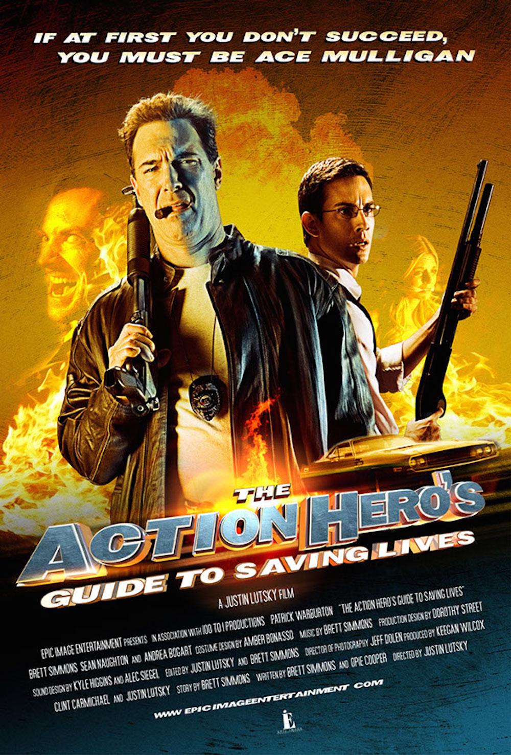 The Action Hero's Guide to Saving Lives - Cortometraggio