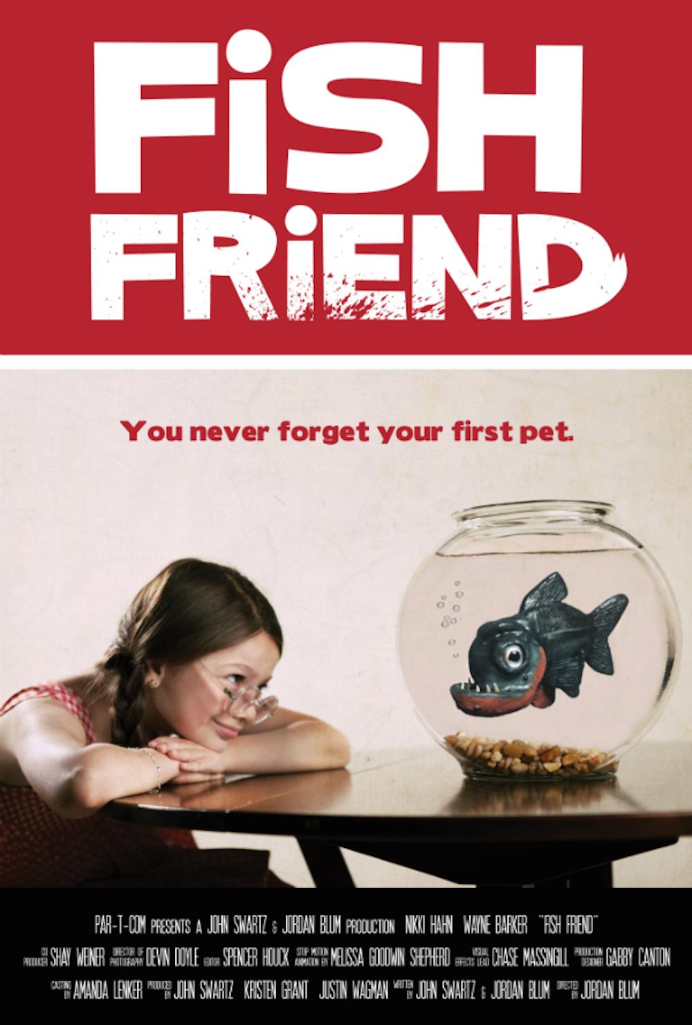 Fish Friend - Cortometraggio