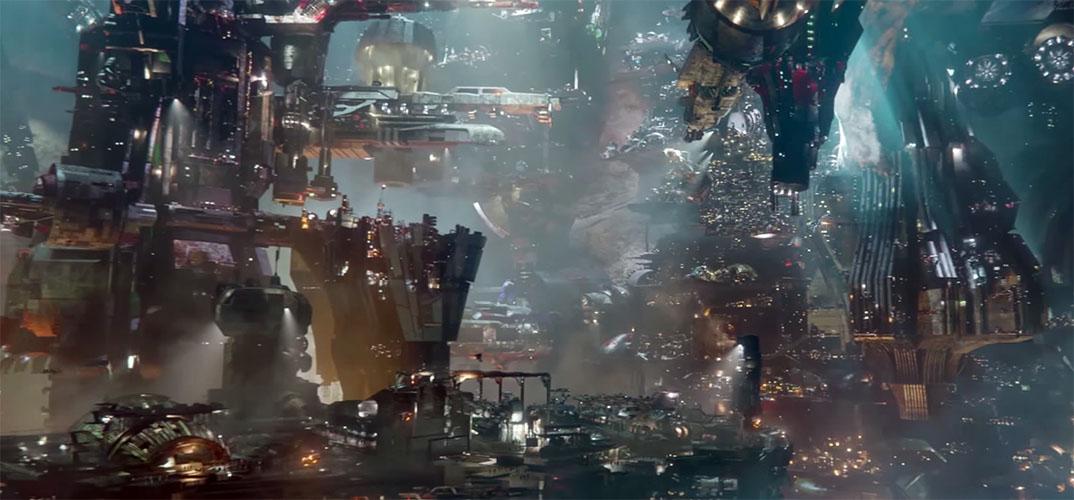 Guardiani della Galassia: Knowhere Making Of