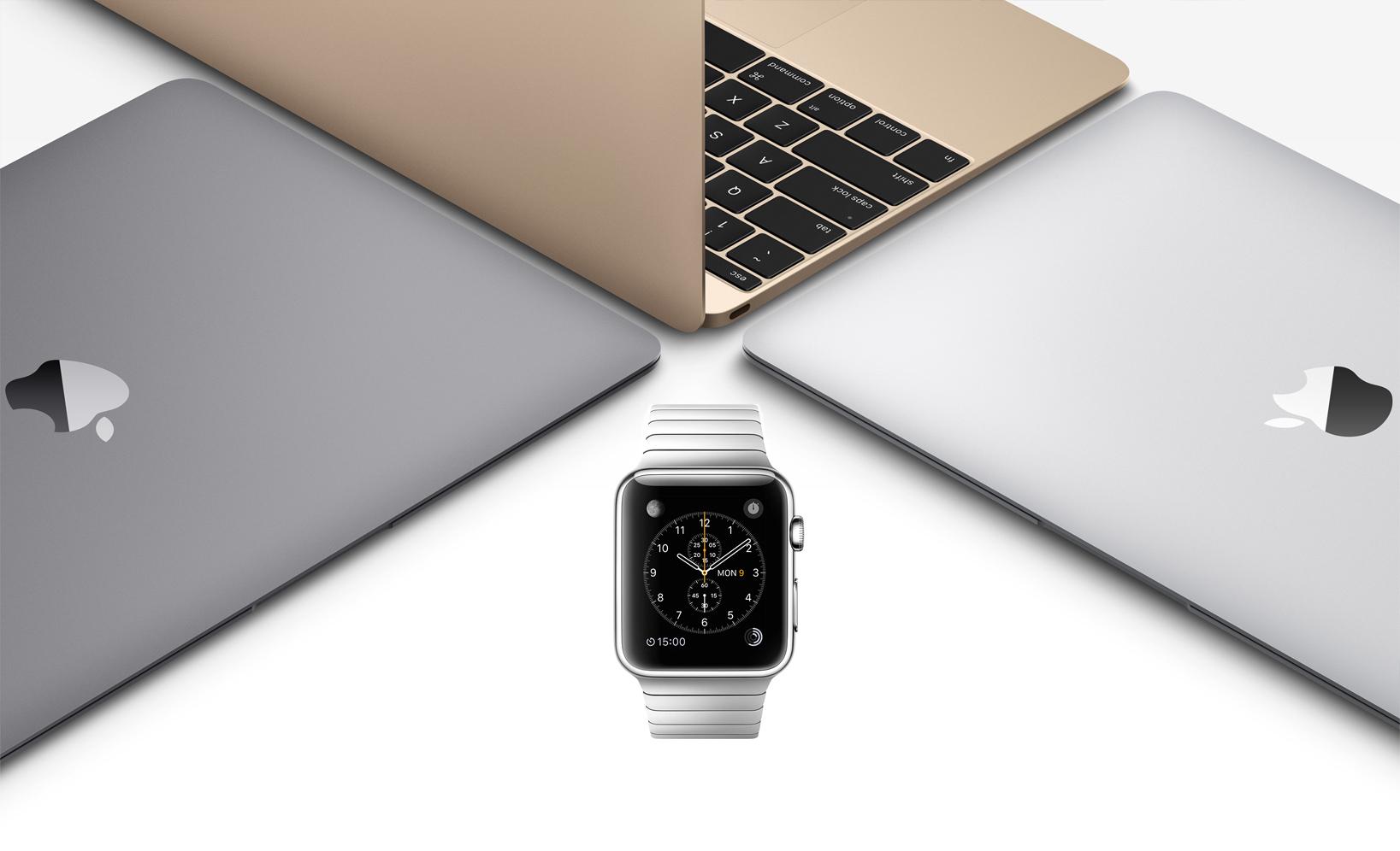 Apple Spring Forward: Nuovi MacBook e tutti i dettagli su Apple Watch