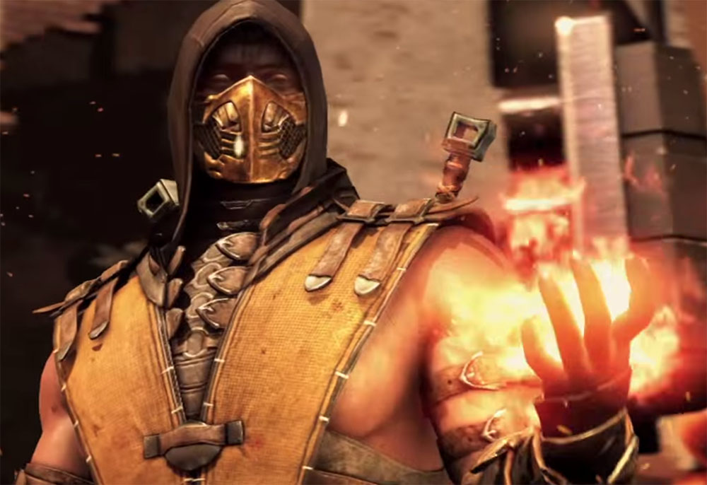 Mortal Kombat X - Official TV Spot