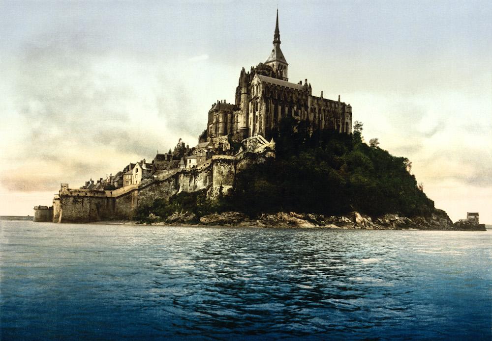 La Marea del Secolo a Mont Saint-Michel