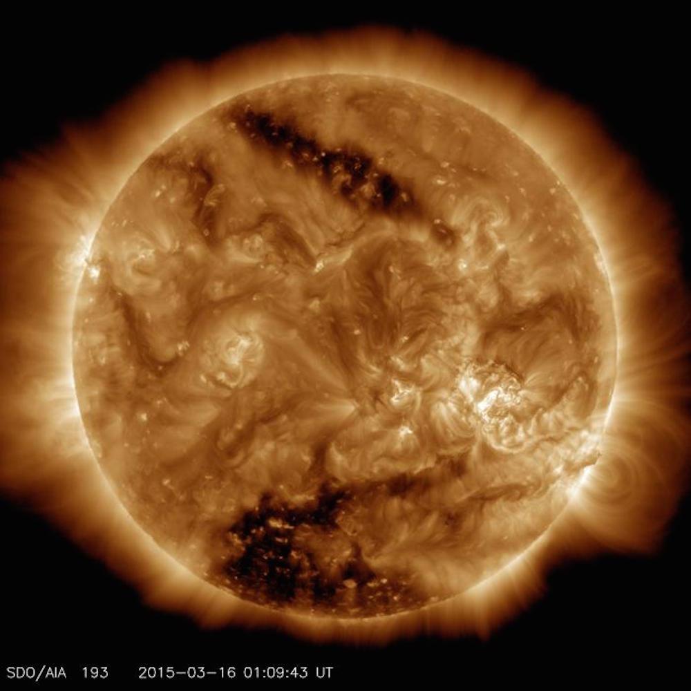 Cosa sta succedendo al Sole?