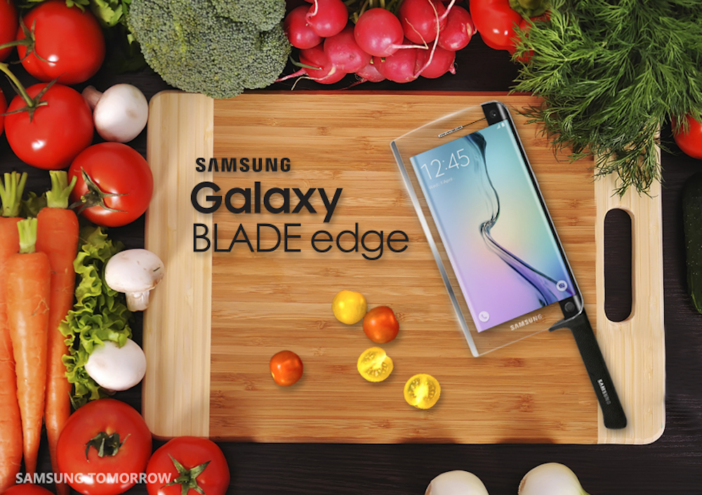 Galaxy BLADE edge: Chef's Edition