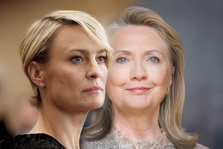 Hillary, Claire e la White House