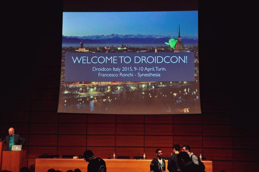 Droidcon 2015 Report