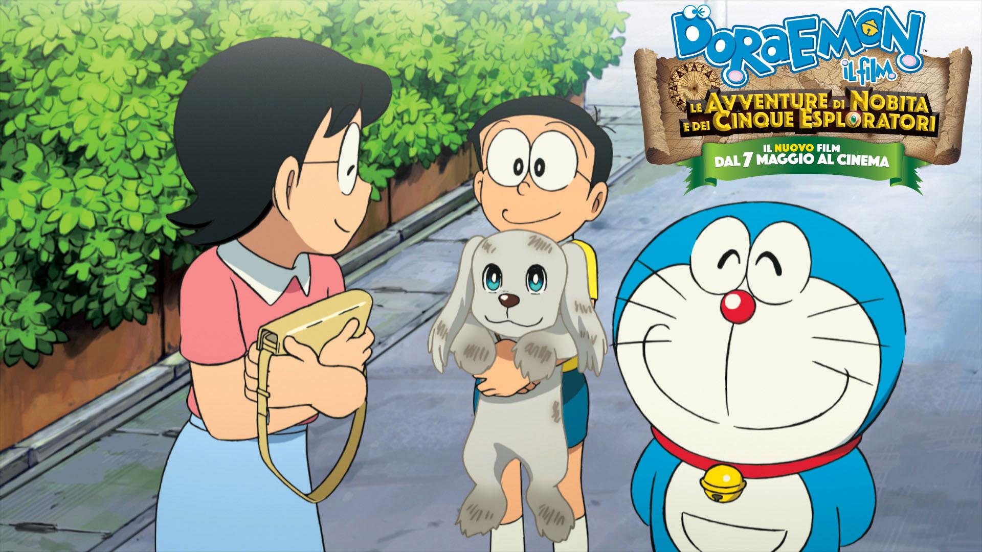 Doraemon il nuovo film animato leganerd