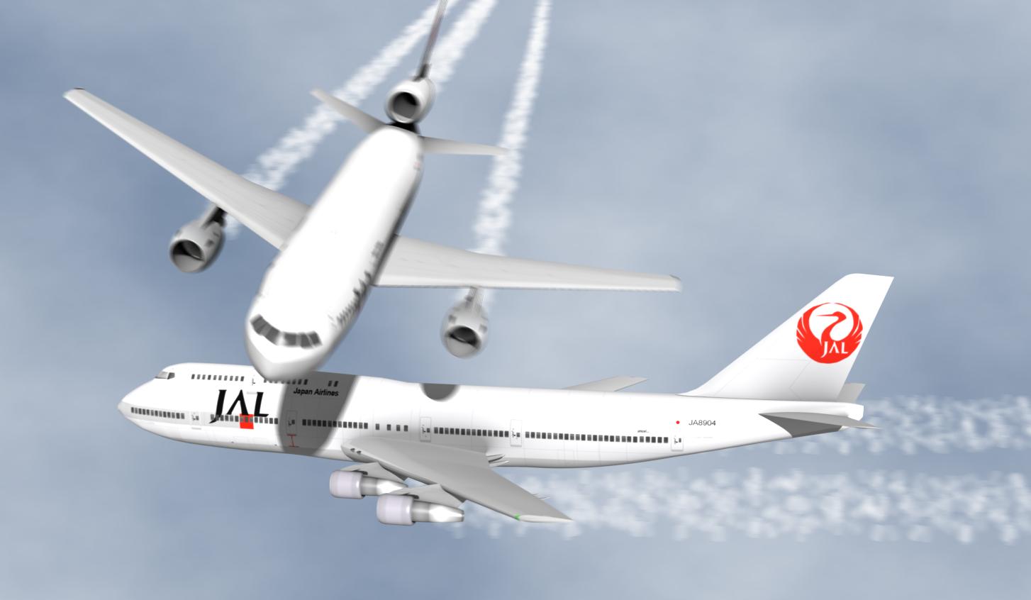 TCAS: Come evitare collisioni in volo