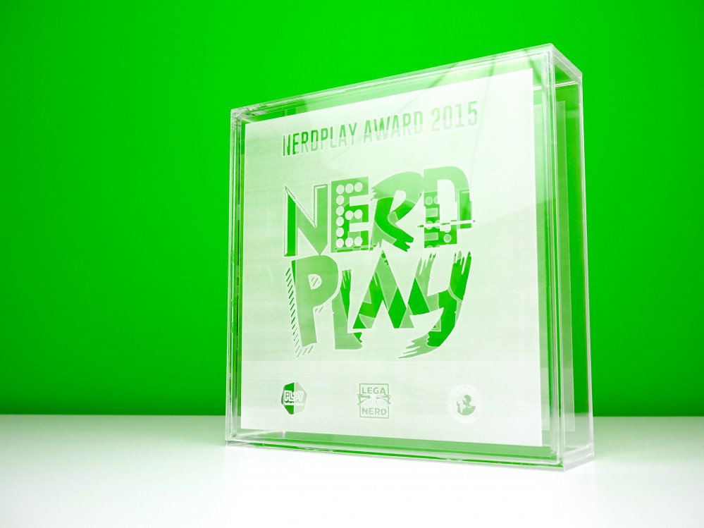 NerdPlay Award 2015