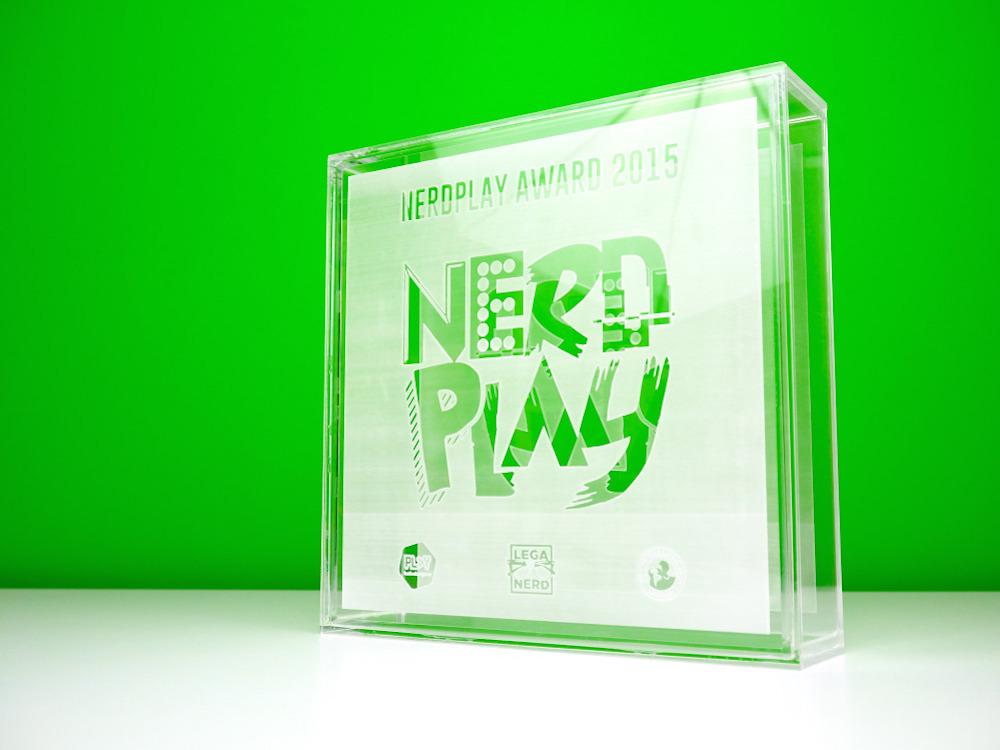 Nerdplay award il premio per i creatori di giochi da - Miglior gioco da tavolo ...