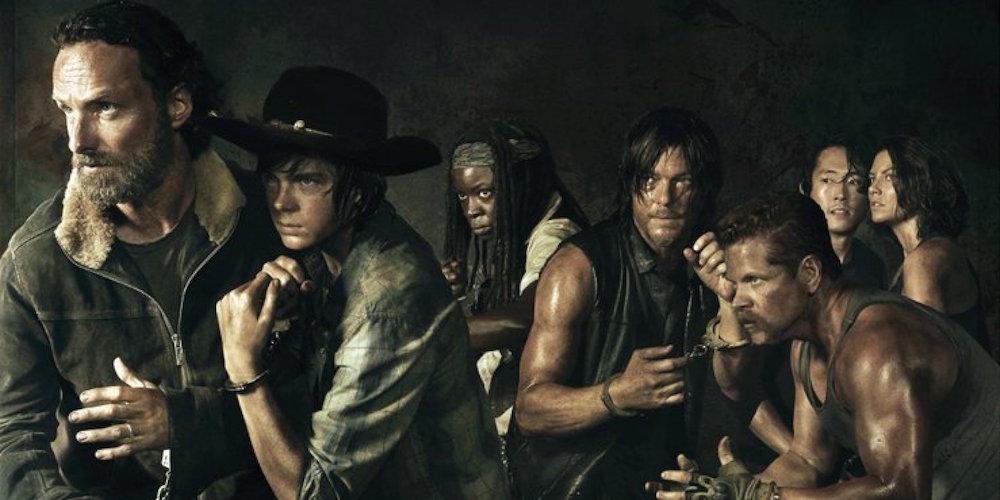 Tutte le morti di The Walking Dead S5