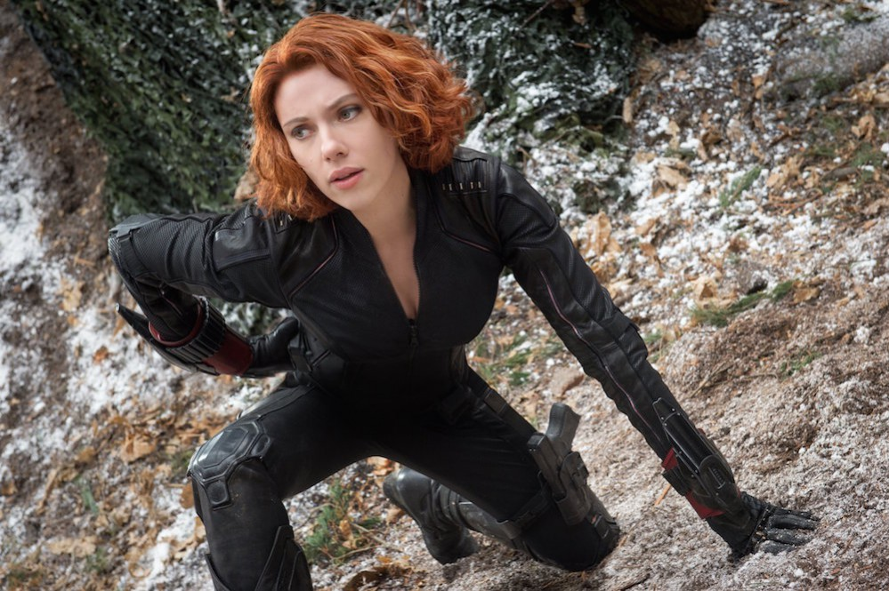 Il teaser trailer di Black Widow