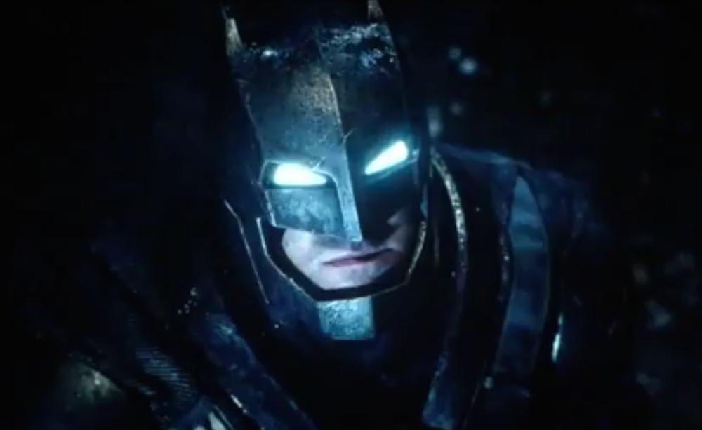 Batman v Superman: Dawn of Justice - Leaked Trailer