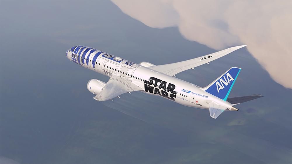 Star Wars e All Nippon Airways