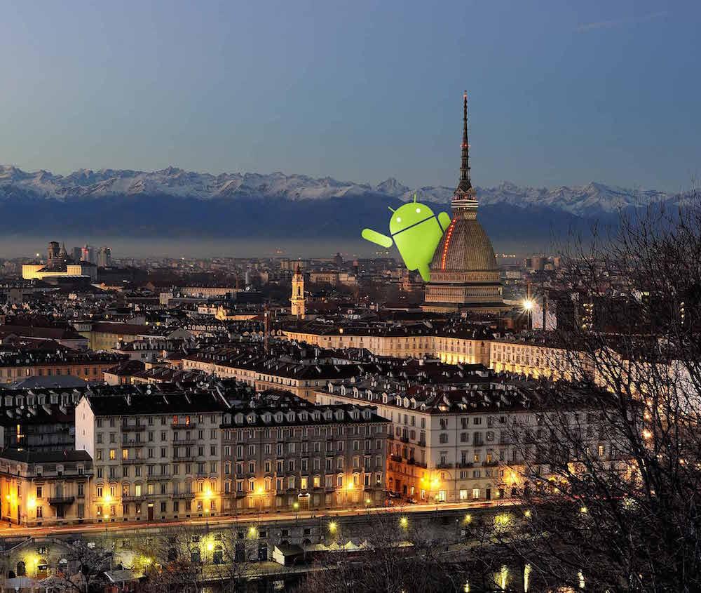 Droidcon Italy 2015