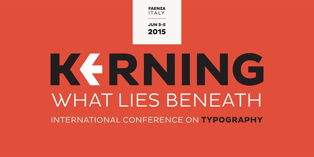 Kerning Conference 2015