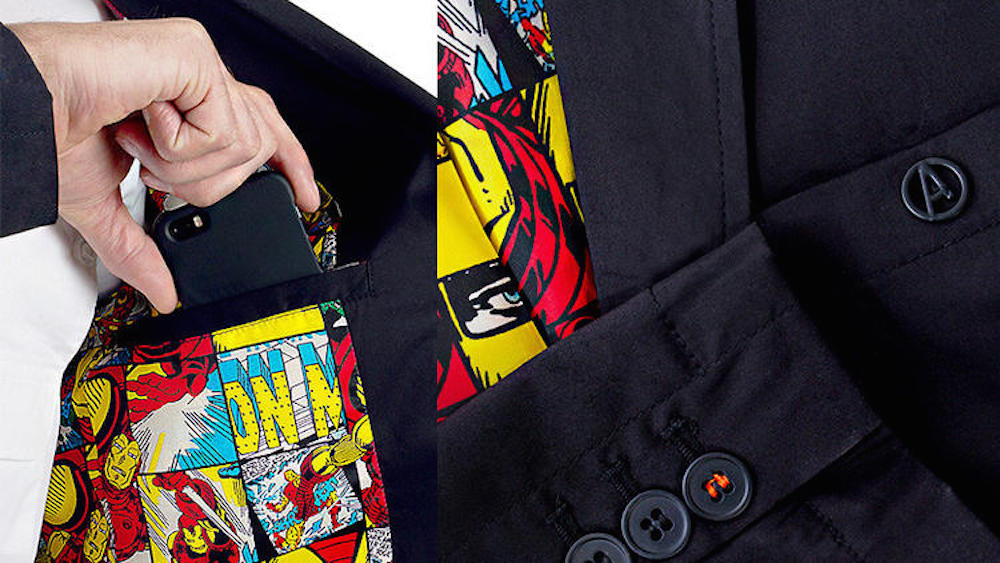 Marvel Fashion, per nerd di un certo livello