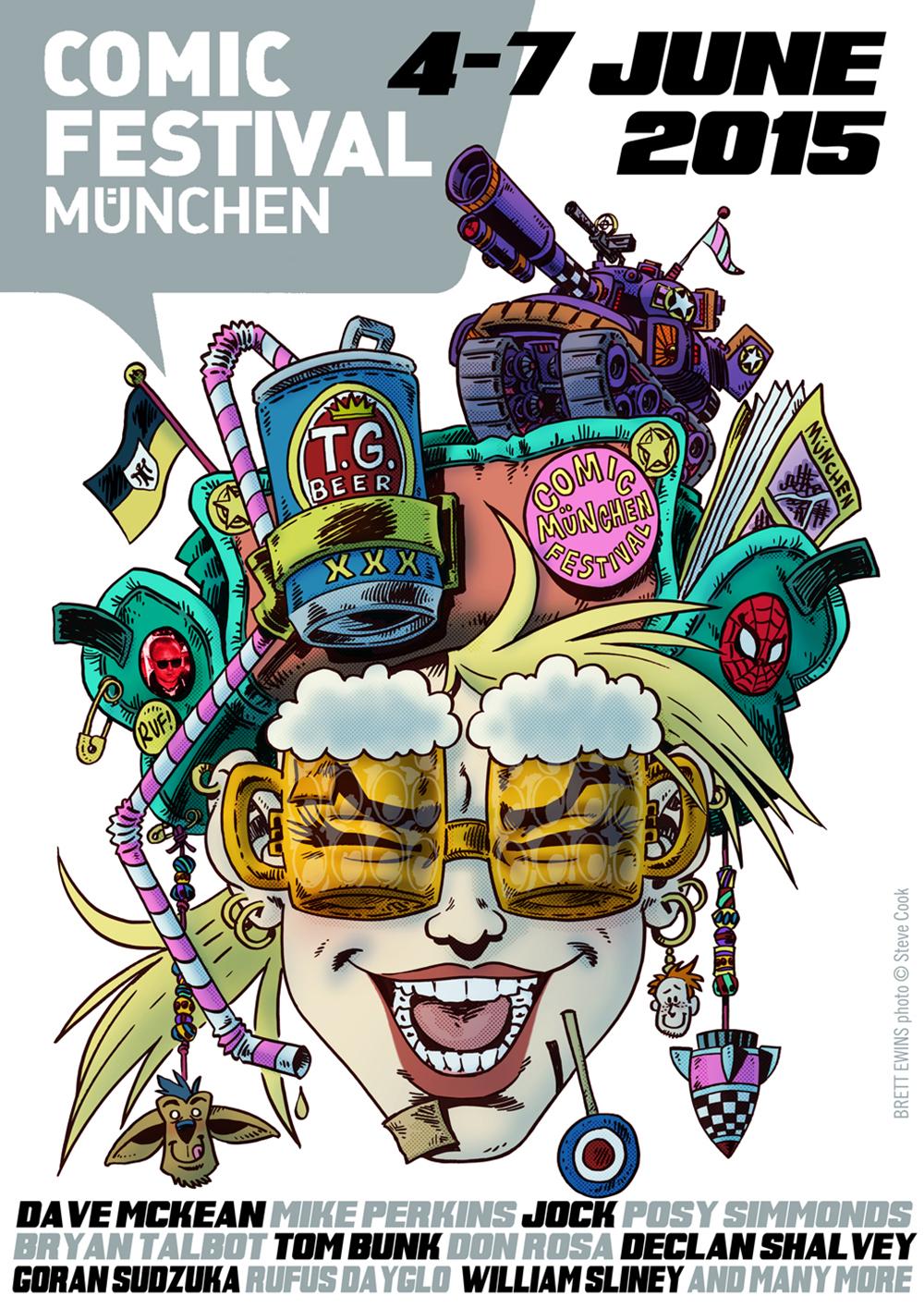 Comic Festival: il Comic-Con di Monaco di Baviera