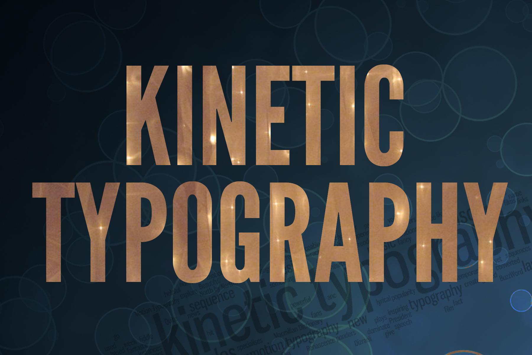 La Kinetic Typography nei brani di Weird Al Yankovic