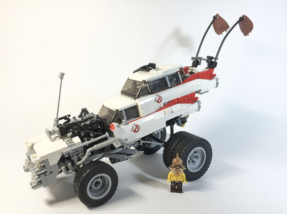 Lego Mad Max: Fury Road