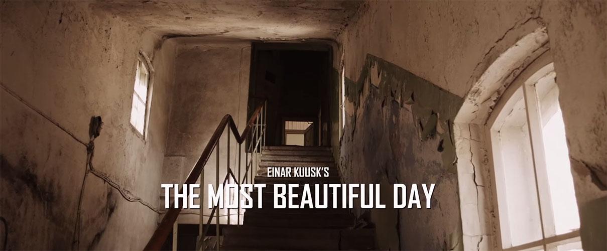 The Most Beautiful Day - Cortometraggio