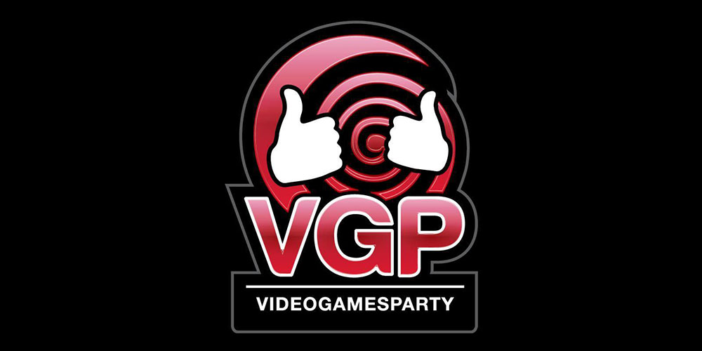 Videogames Party Home