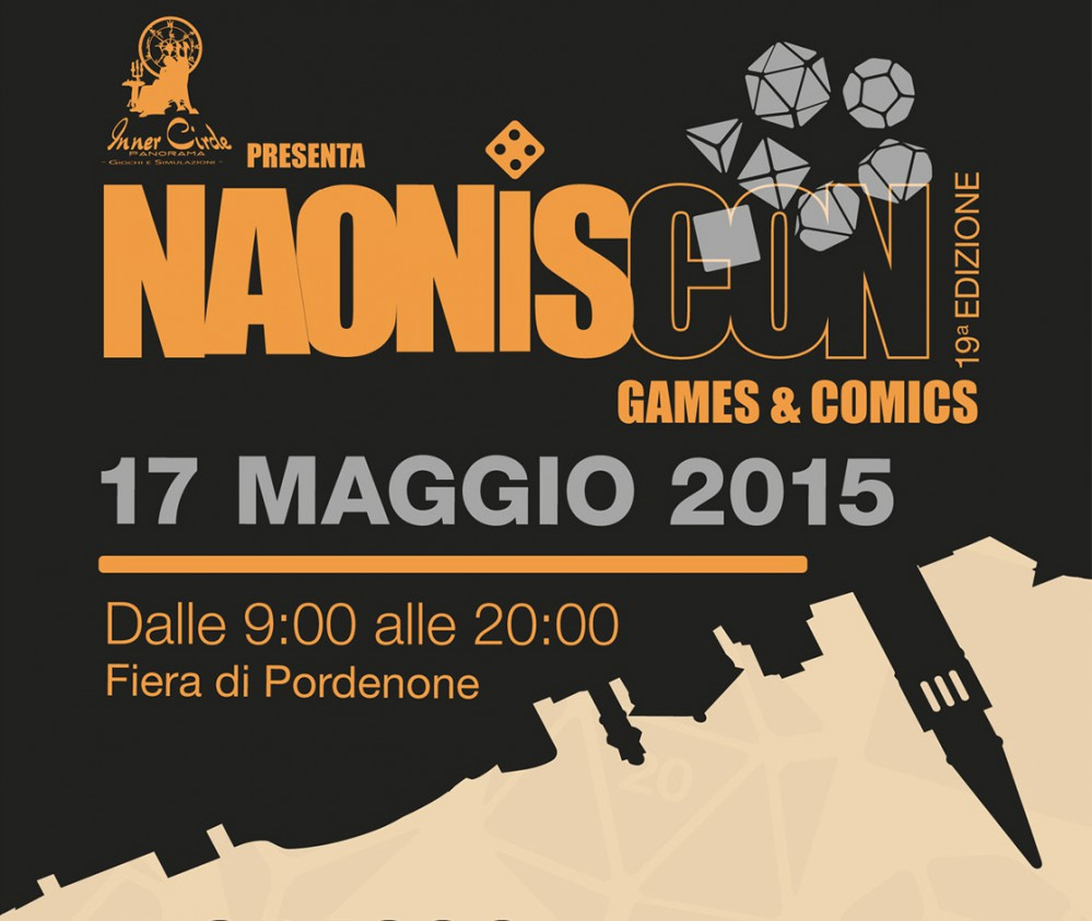 Naoniscon2015 Copertina