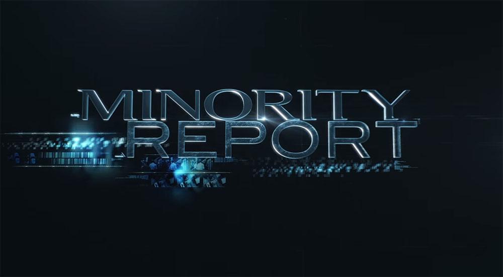 Minority Report, il trailer della serie tv
