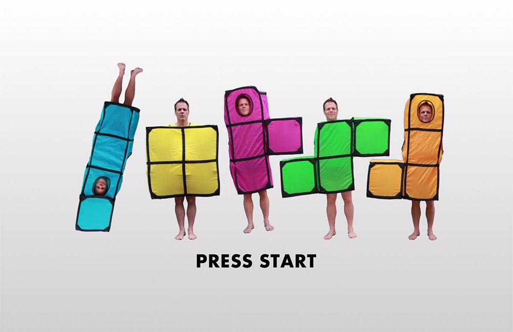 Tetris Prank