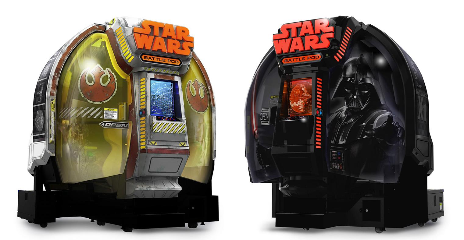 Star Wars: Battle Pod Home Version