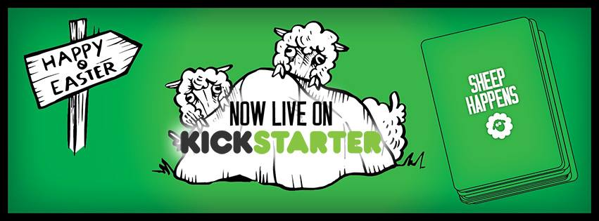 Sheep Happens: Card game su Kickstarter