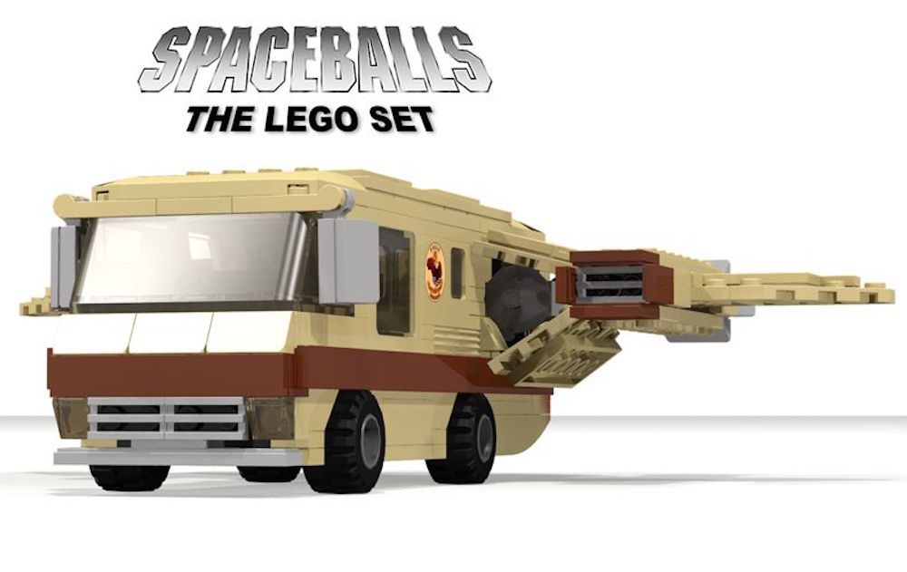 Balle Spaziali - Lego Moc