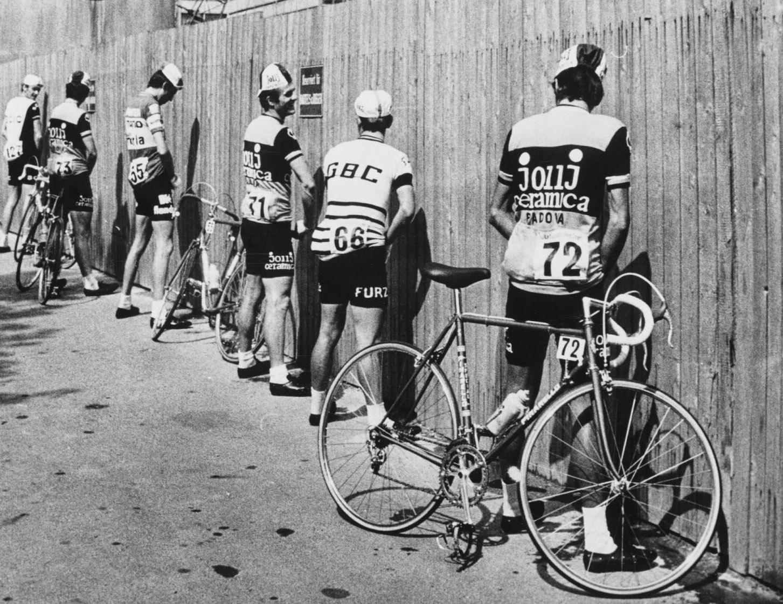 La miglior maglia nera del ciclismo