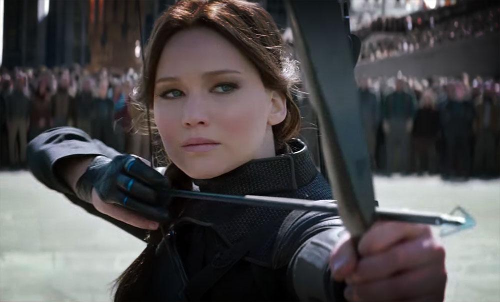 Hunger Games: Mockingjay Part 2 - Official Trailer