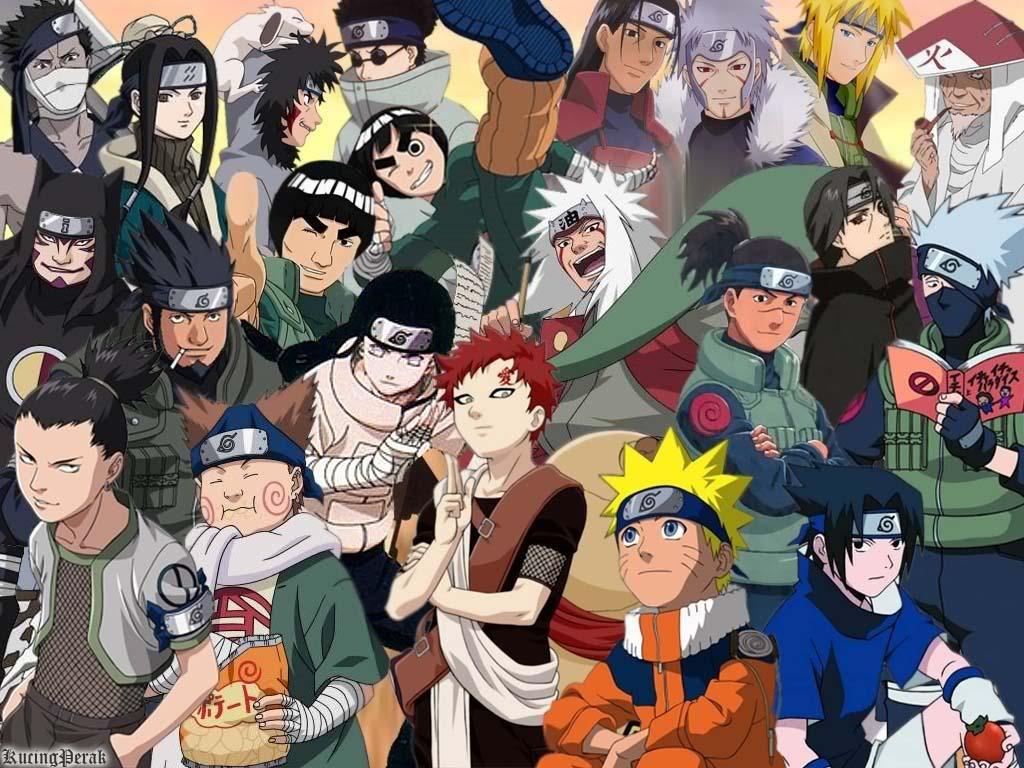 Arriva la naruto ultimate ninja storm legacy leganerd - All naruto characters ...