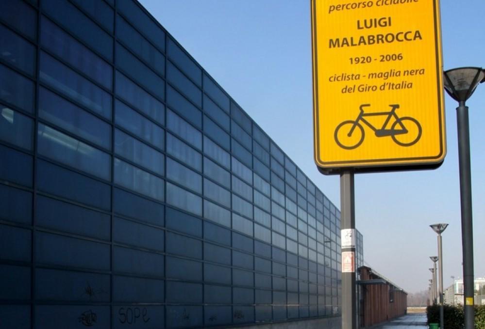 Pista ciclabile Luigi Malabrocca